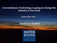 TeexMicron: The technological source for unlimited drinking water supply